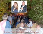 Diskussion in der Scheune<br />(Foto: Siegfried Morhenne)